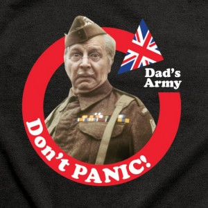 "Wisdom from Corporal Jones of ""Dad's Army"" fame"