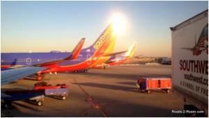 SouthWest Airlines: Copyright Roads-2-Roam.com