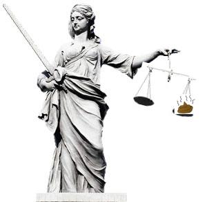 justice stinks