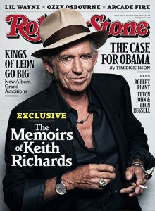 Keith Richards. Need I say anymore?