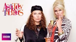 Jennifer Saunders and Joanna Lumley have nothing to do with Sunwig.