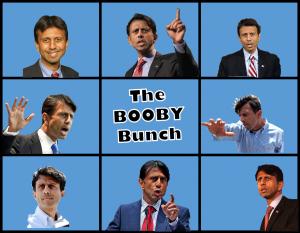 Bobby Jindal: A Pot calling  a kettle black