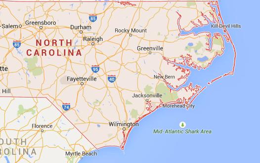 North Carolina Shark park