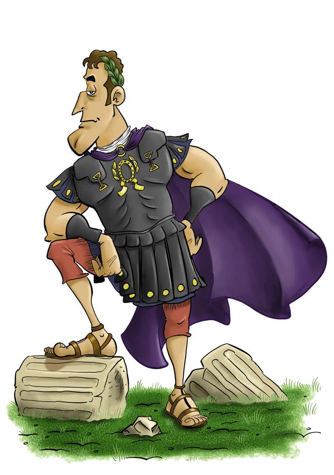 Augustus - Head of Roam