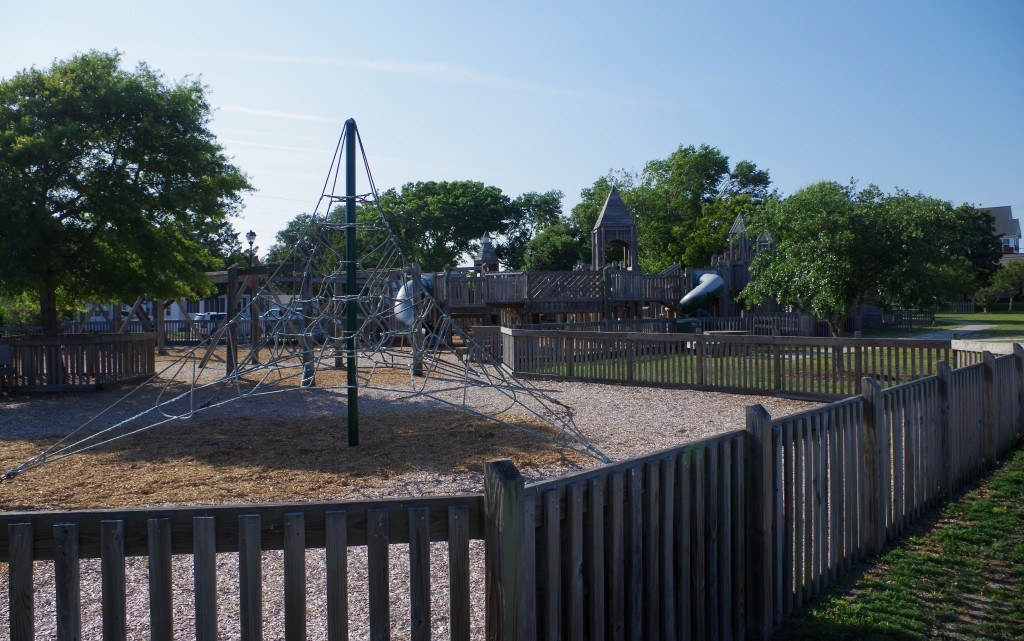 Shevans Park, Morehead NC