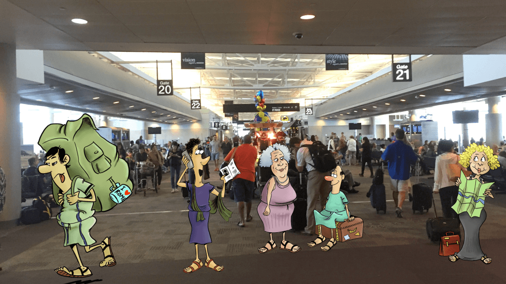 Airport-Roamans