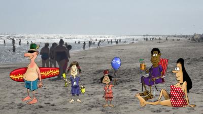 beach-roamans