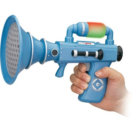 The despicable me 2 fart blaster.