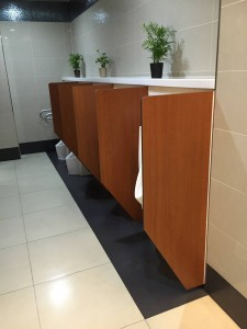 Toilets in Taipai airport