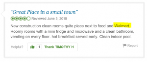 One review of Alva Comfort Inn and Suites