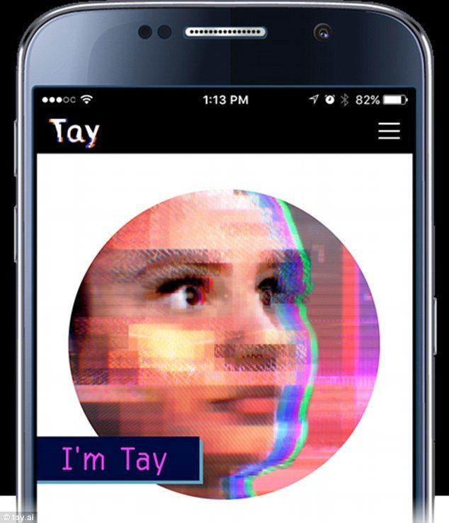 "Microsoft's Tay release 1.0 : ""What the F@#*are you ****** @#$#%^ &^%$# looking at?"""